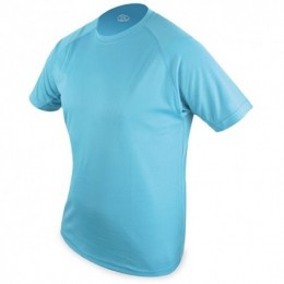 CAMISETA TECNICA LIGHT D&F NIÑO 100% POL. 135 GR REF.: 11-0596