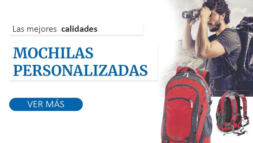 MOCHILAS PERSONALIZADAS DE BOLSA